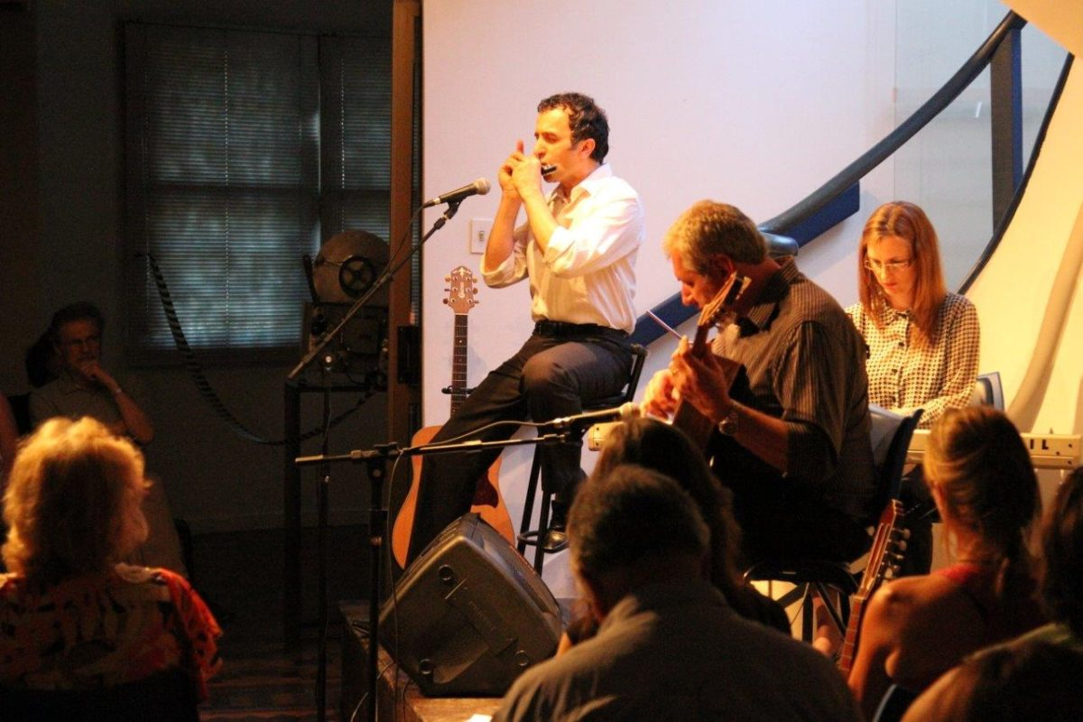 Ária Trio apresenta Add Libitum | Foto:Igor Sperotto