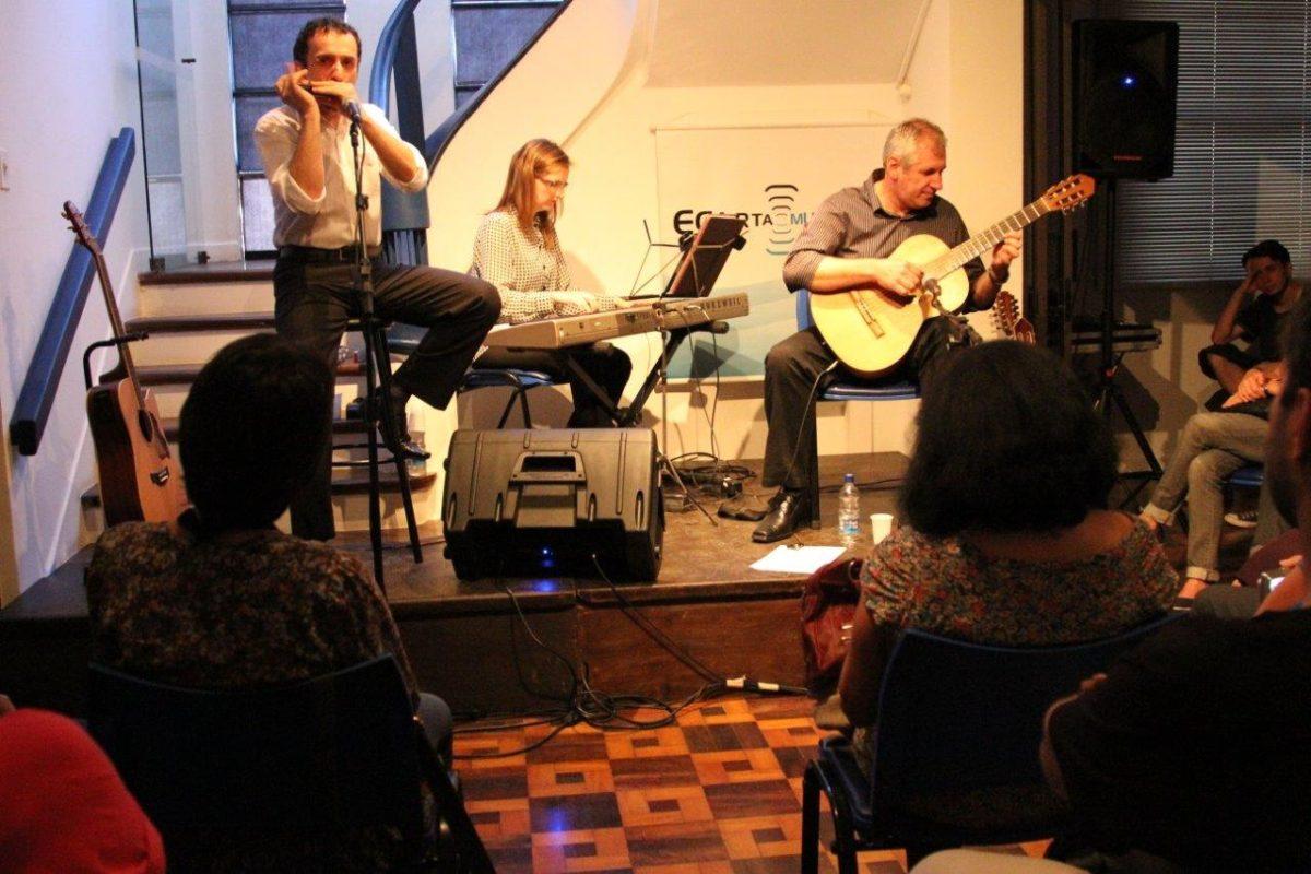 Ária Trio apresenta Add Libitum   Fotos:Igor Sperotto