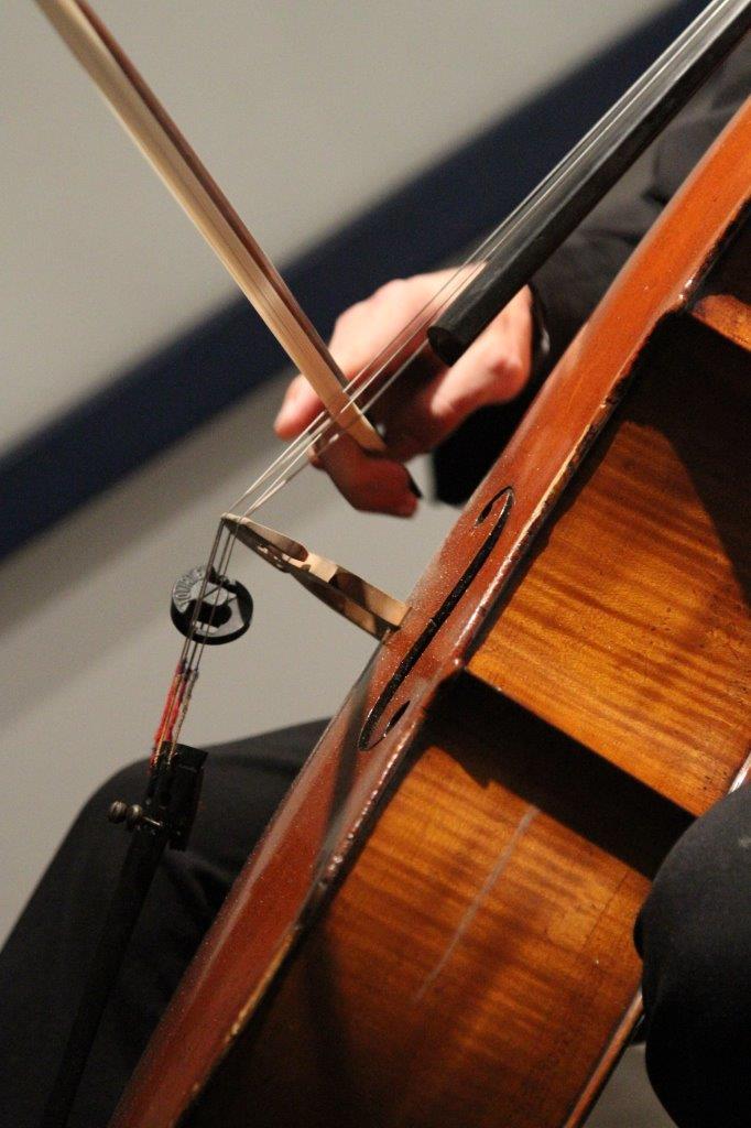 Pedro Huff lança Música para violoncello | Fotos:Igor Sperotto