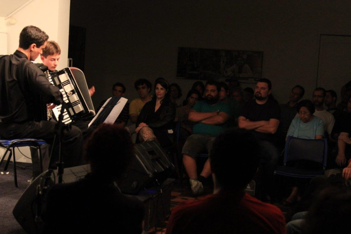 Dani Rauen apresenta Qualquer Lá | Fotos:Igor Sperotto