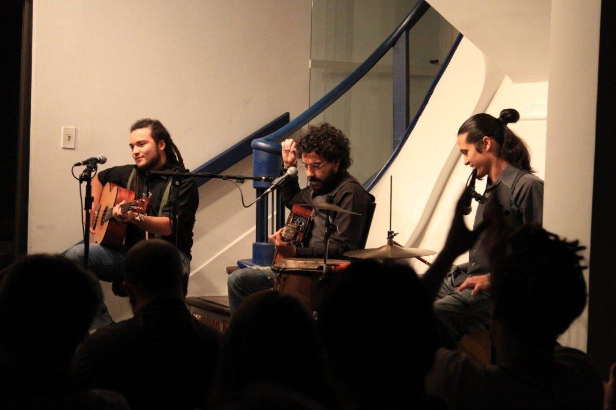 TREM com Filipe Narcizo, Lucas Kinoshita e Andrei Corrêa | Fotos:Igor Sperotto