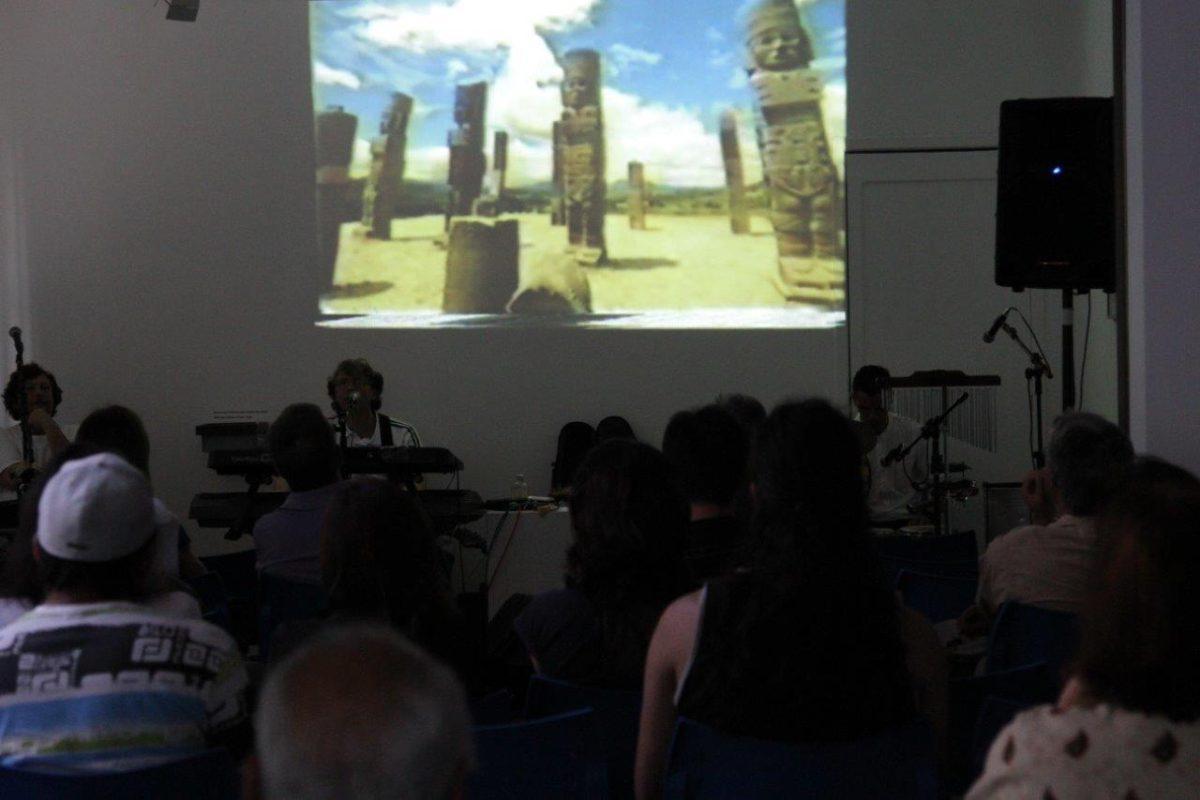 Mito, Música, Cinema e Memória com Grupo Dimensão Experimental | Fotos:Igor Sperotto