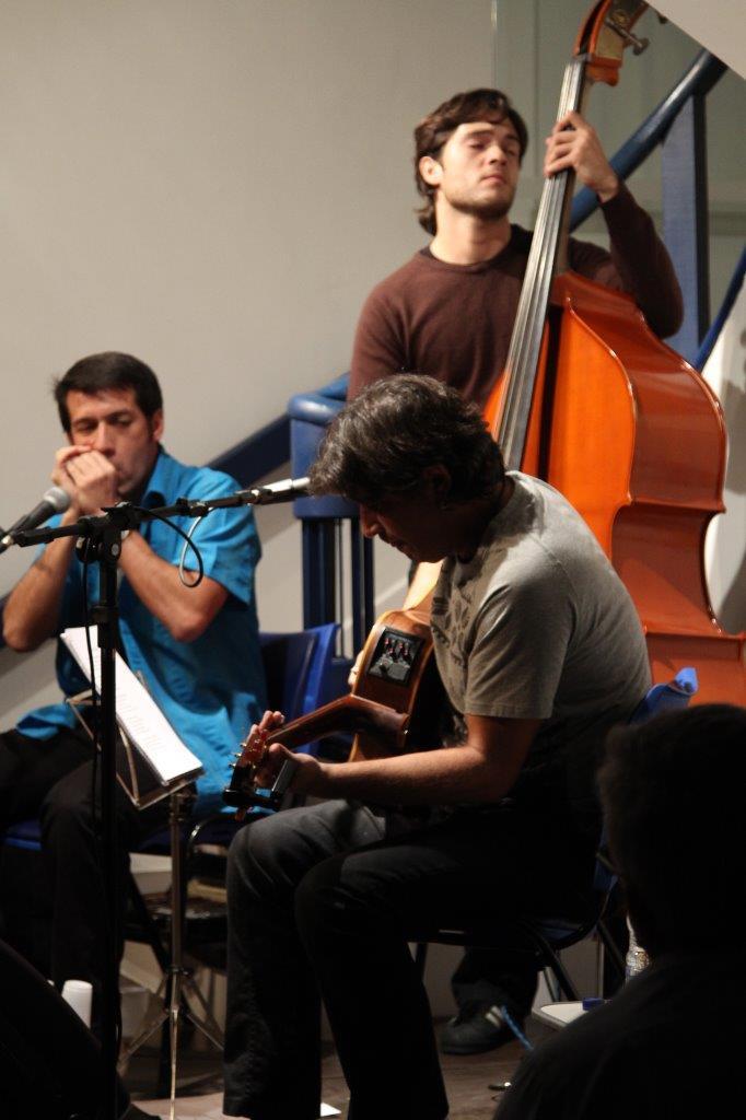 Gambona & Ale Ravanello em Bourbon Blues   Fotos:Igor Sperotto