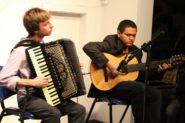 Pedro Franco e Matheus Kleber apresentam Ida | Foto:Igor Sperotto