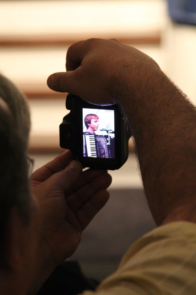 Pedro Franco e Matheus Kleber apresentam Ida   Fotos:Igor Sperotto