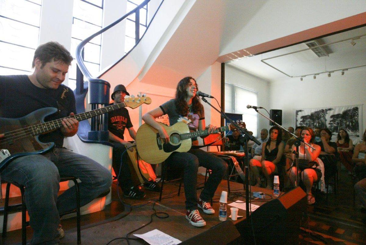 Izmália Ibias canta Jazz e Bossa Nova | Fotos: Rene Cabrales