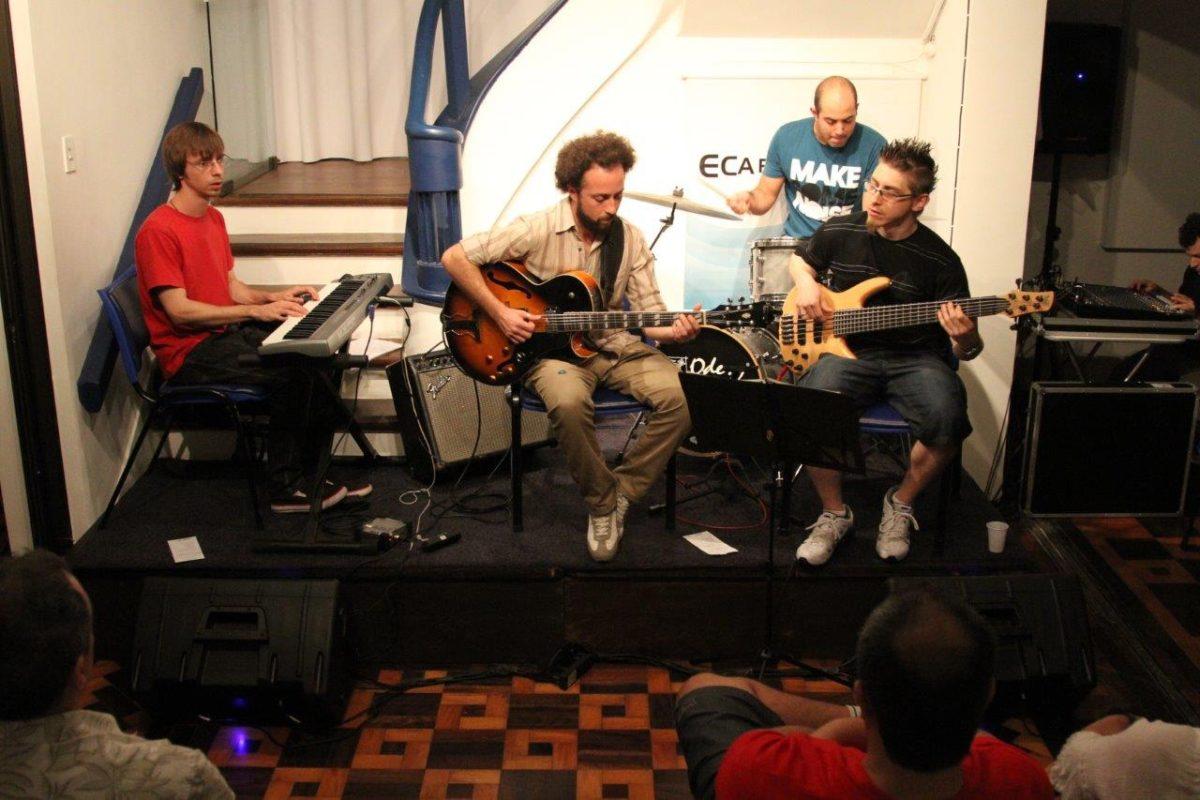 Nicola Spolidoro Quarteto | Fotos:Igor Sperotto