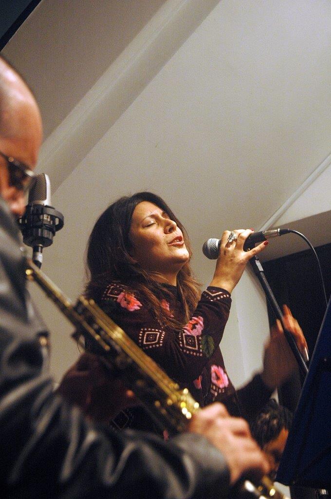 Luciana Pauli e Ricardo Cordeiro em Doistóque | Fotos:Igor Sperotto