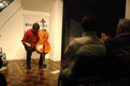 Pedro Huff – Um Violoncelo na Garoa | Foto:Igor Sperotto