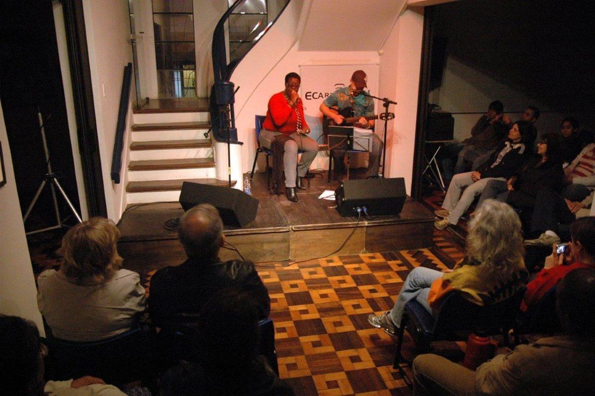 Marietti Fialho em Música Preta Brasileira | Fotos:Igor Sperotto