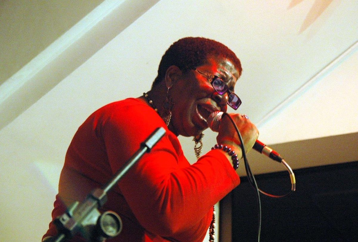 Marietti Fialho em Música Preta Brasileira | Foto:Igor Sperotto