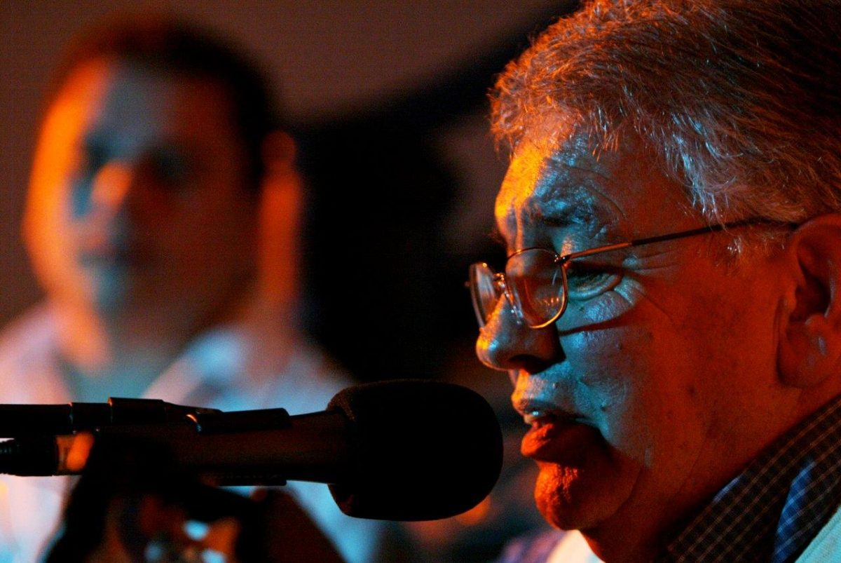 Nelson Coelho de Castro | Foto: Rene Cabrales
