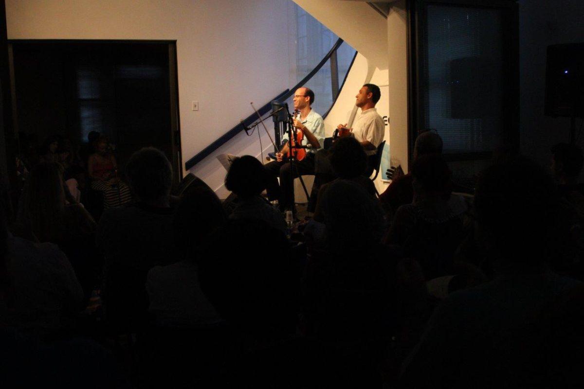 Alexandre Starosta e Davi Moreira | Fotos: Igor Sperotto