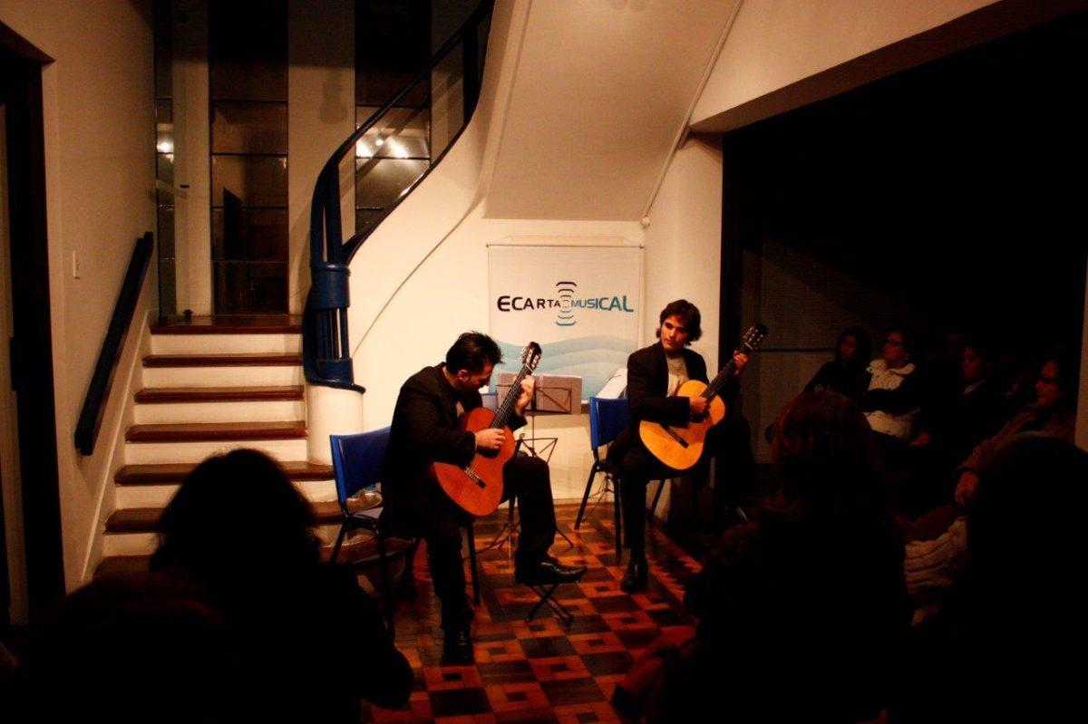 Gnattali Ensemble   Fotos: Rene Cabrales