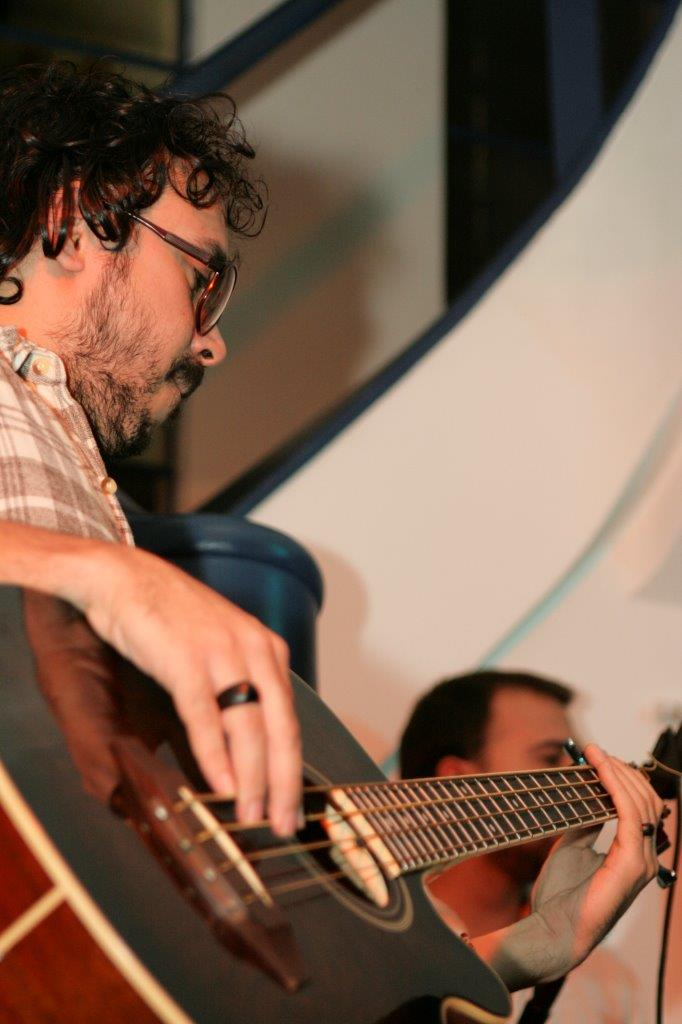 Serrote Preto apresentou músicas de seu novo CD | Fotos: Rene Cabrales