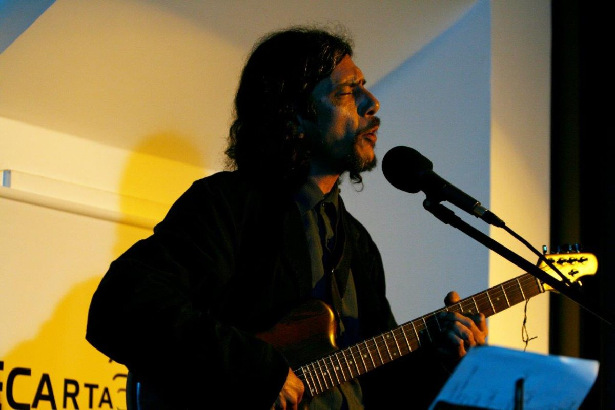 Lothar Guttierrez – O Trem da Vida | Fotos: Rene Cabrales