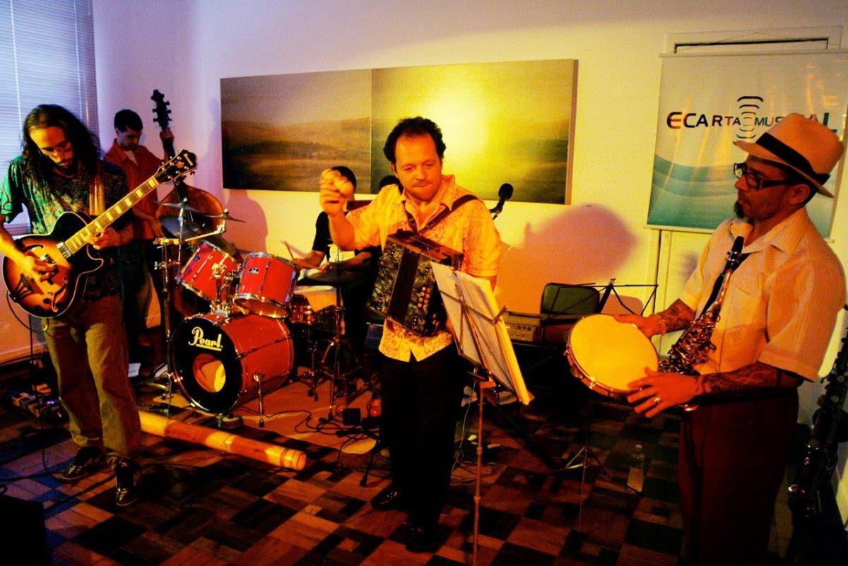 Trio de Janeiro – Afro Jazz | Fotos: Rene Cabrales