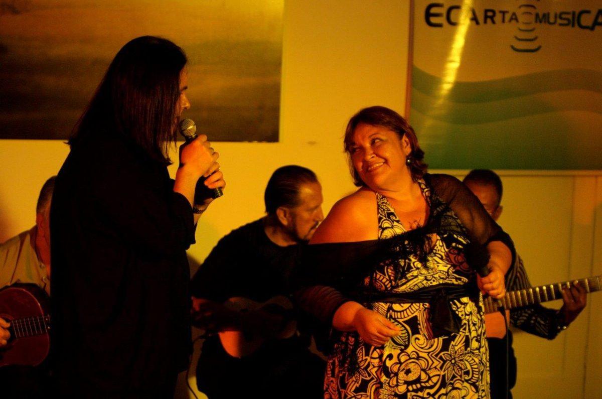 Show do grupo Corda de Bamba | Fotos: Rene Cabrales