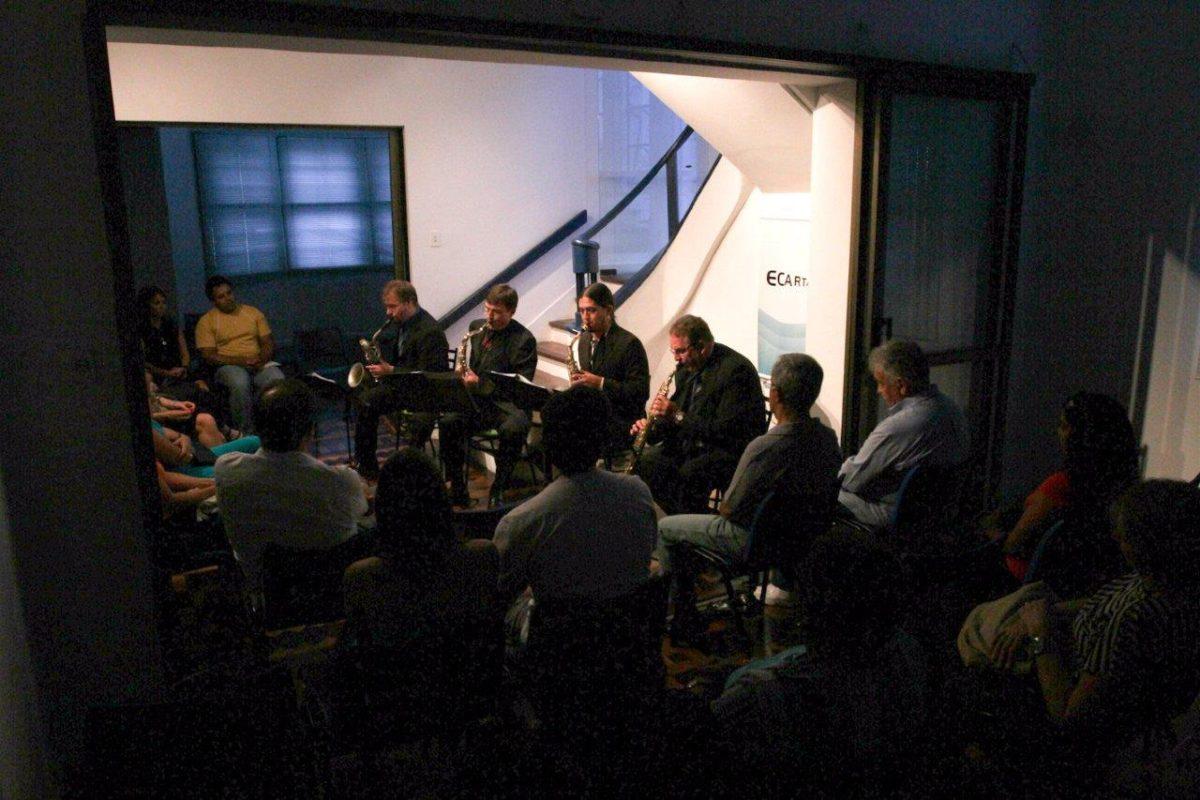 Confraria do Sax | Fotos: Rene Cabrales