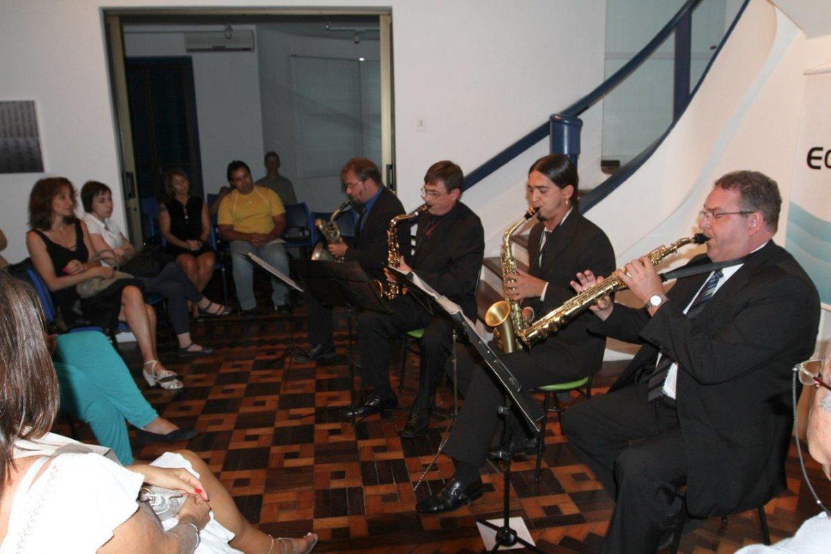 Confraria do Sax   Fotos: Rene Cabrales