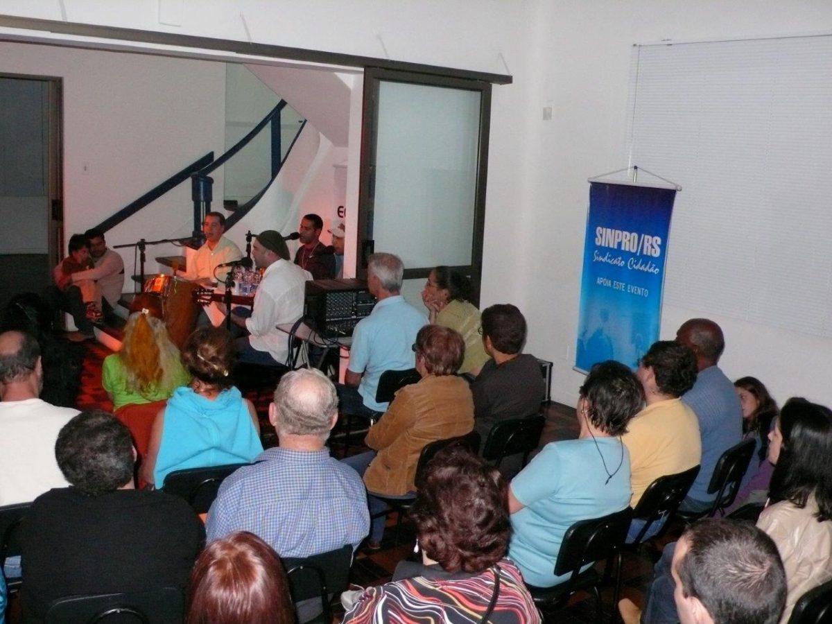 Clara Luz – show do grupo Dois por Quatro | Fotos: Rene Cabrales