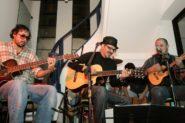 Serrote Preto apresentou músicas de seu novo CD | Foto: Rene Cabrales