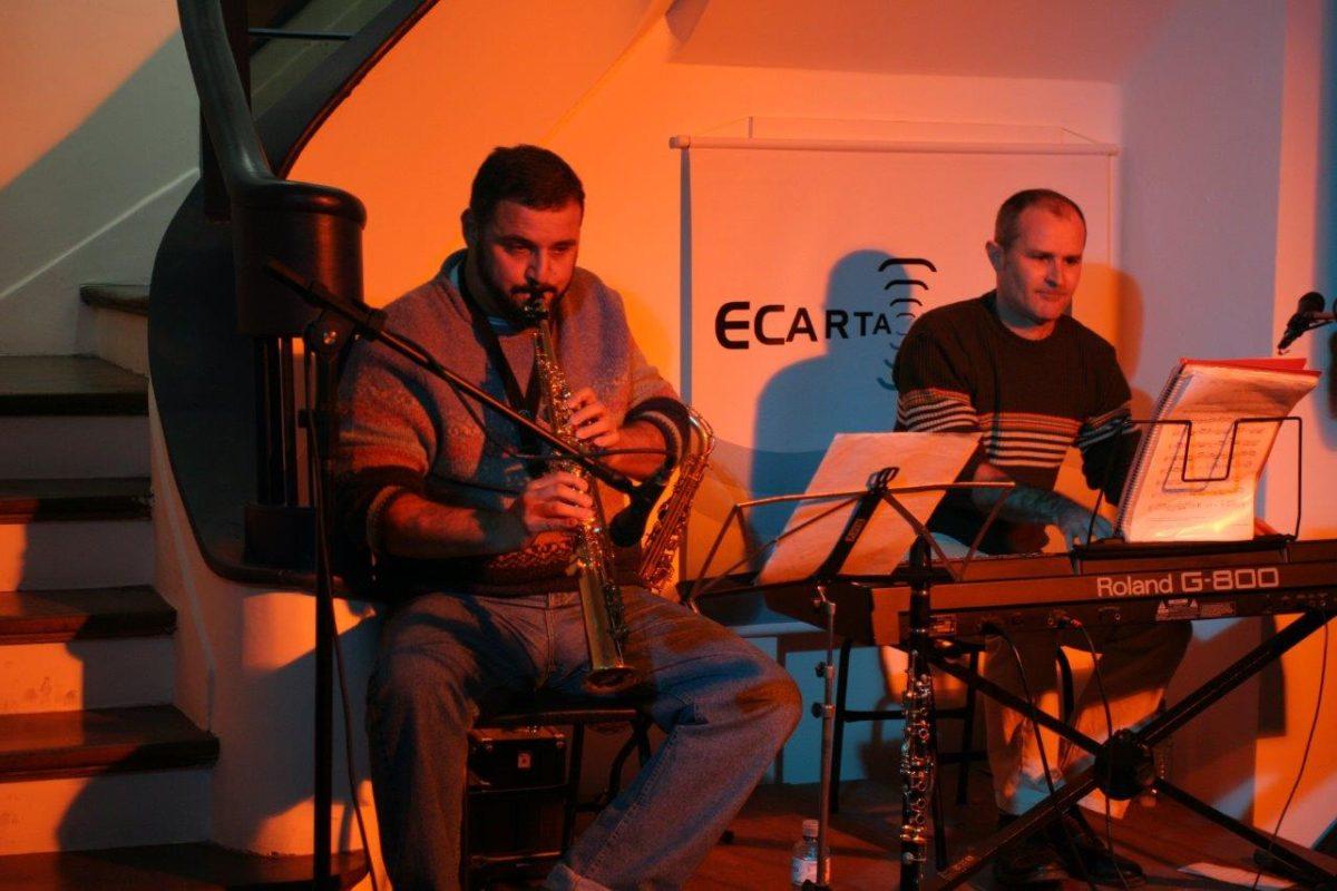 Duo Araucária (Brasil)   Fotos: Tânia Meinerz