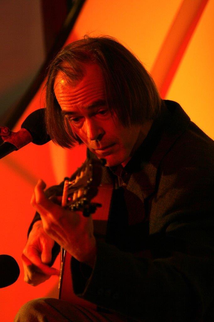 José Rogério Licks – Música instrumental e MPB | Fotos: Tânia Meinerz