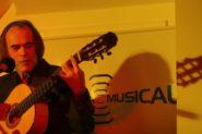 José Rogério Licks - Música instrumental e MPB | Foto: Tânia Meinerz