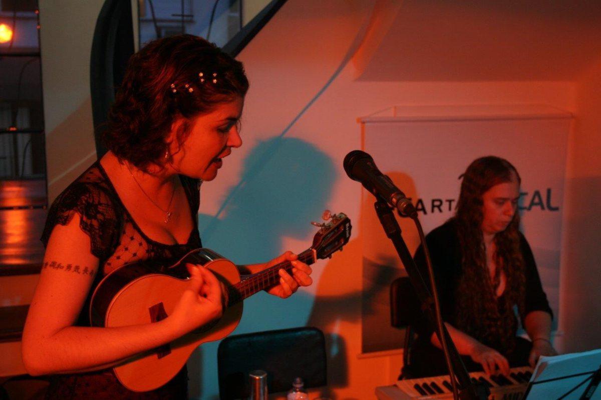 Karine Cunha e Betty Krieger – MPB | Fotos: Tânia Meinerz