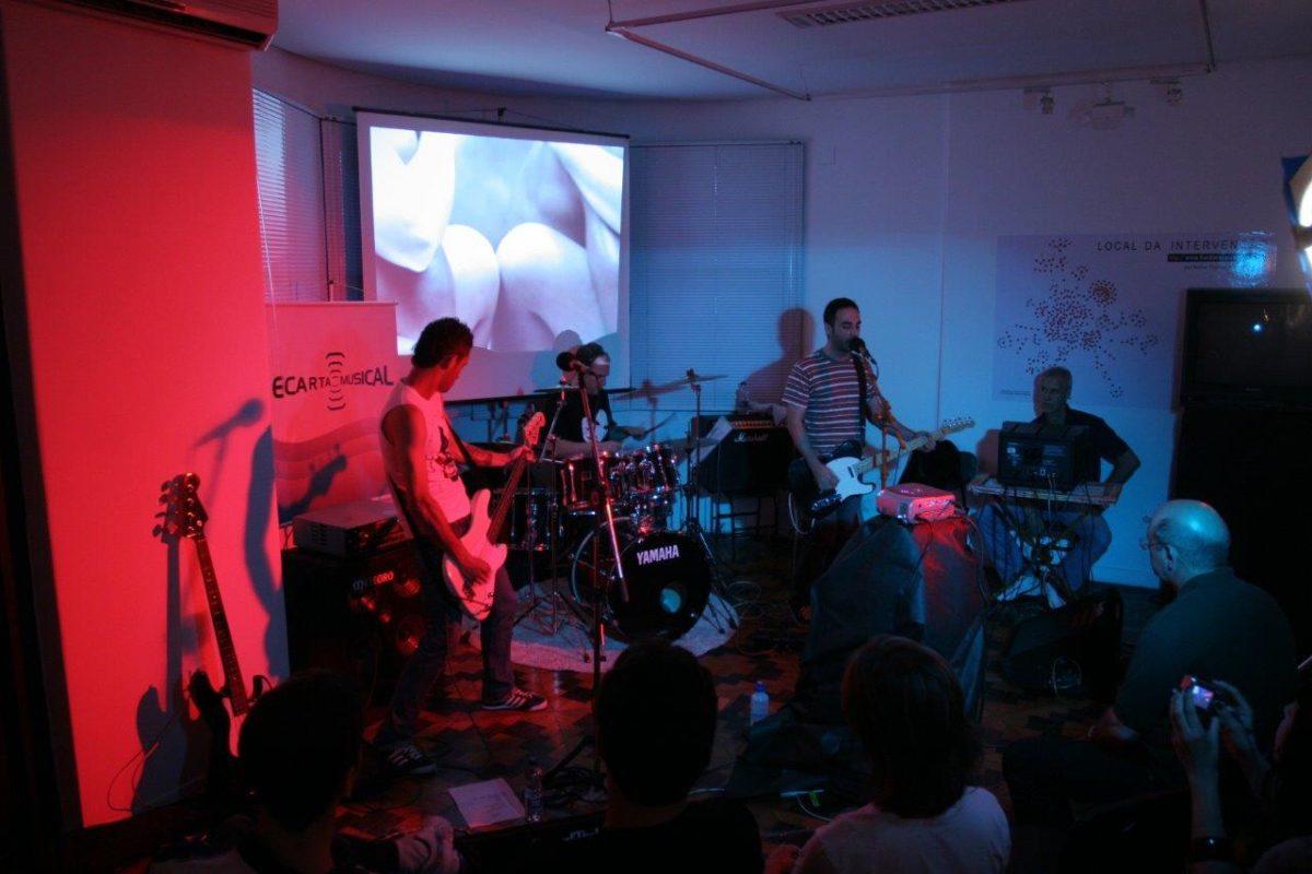 OTA no Show Play for Today – Rock e música eletrônica | Fotos: Tânia Meinerz