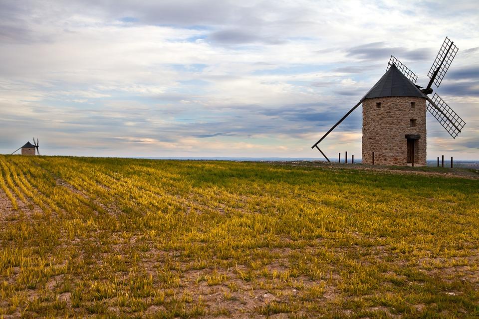 La Mancha | Foto: Pixabay