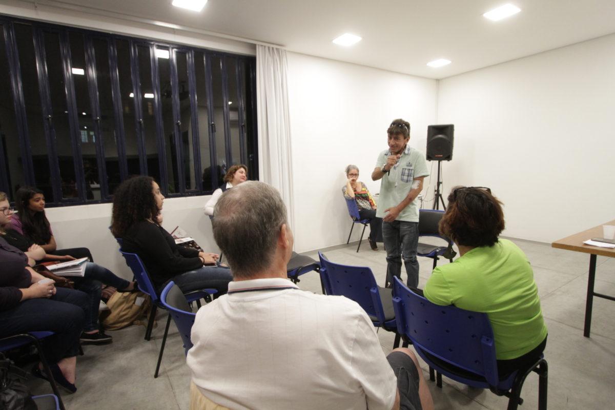 Doação de Órgãos e a Educação – pré-transplantado Rogério Lima | Foto: Igor Sperotto