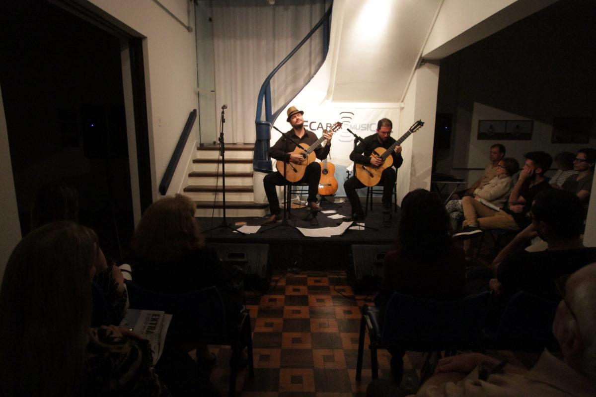 Recital Latino-América Duo | Foto: Igor Sperotto