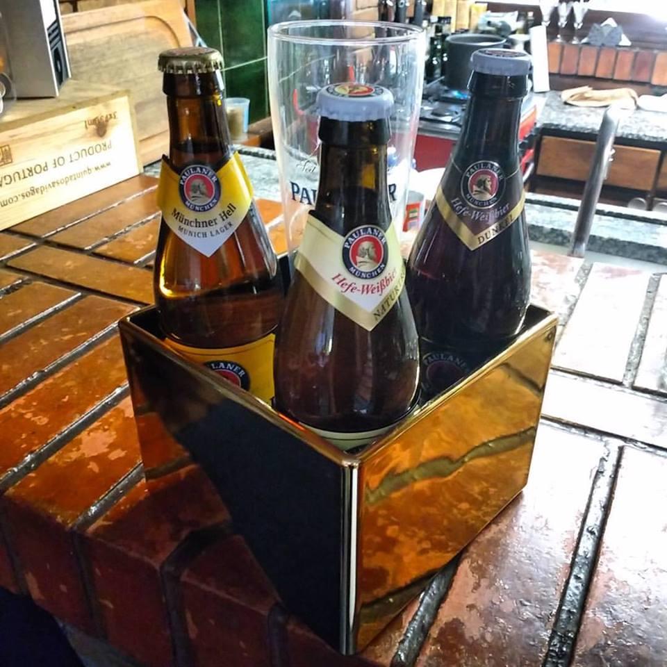 Paulaner, uma das mais conceituadas cervejas de Munique | Foto: Divulgação