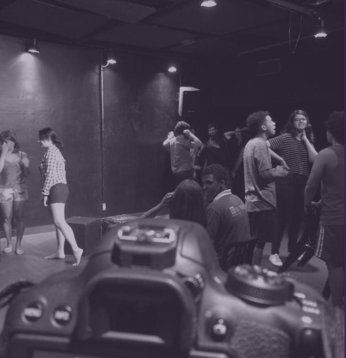 Workshop TV e Cinema | Foto: Divulgação