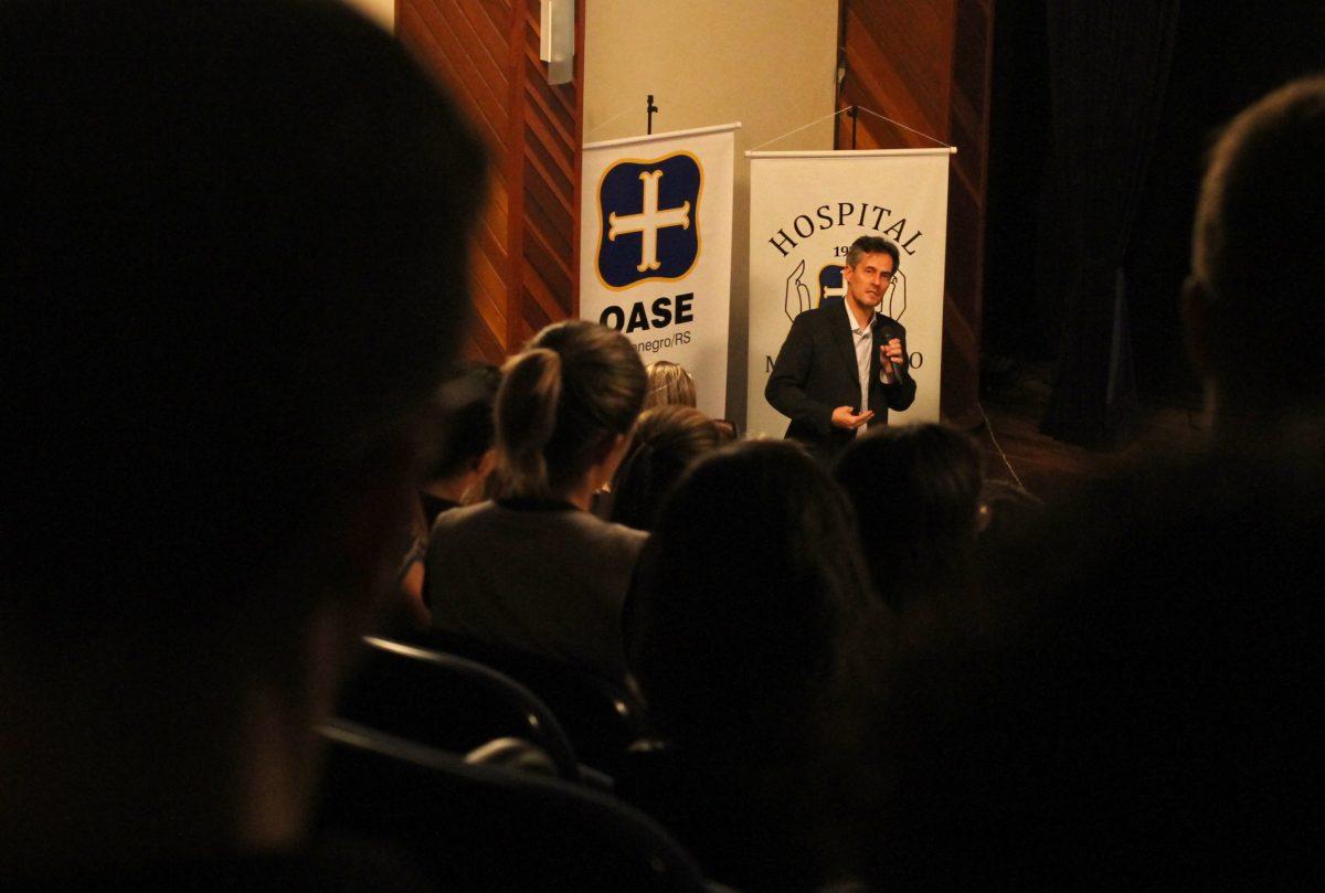 Aula Show em Montenegro – Los 3 Plantados – Dr Spencer Camargo |