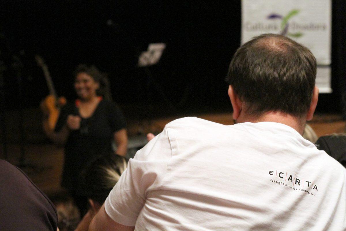 Aula Show em Montenegro – Los 3 Plantados – Naara Vidal Nunes, transplantada |