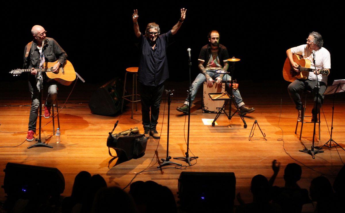 Aula Show em Montenegro – Los 3 Plantados |