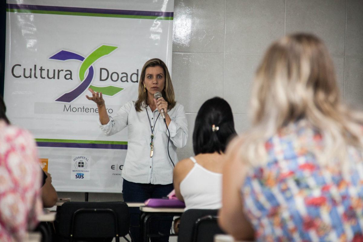 Dra. Fernanda Bonow, médica intensivista pediátrica e coordenadora da Organização de Procura de Órgãos (Opo1) da Santa Casa de Porto Alegre | Foto: Rodrigo Waschburger