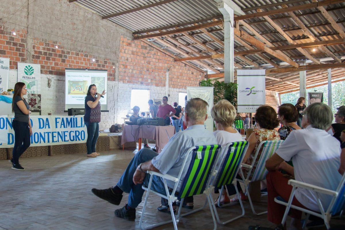 A família rural e a doação de órgãos | Foto: Rodrigo Waschburger