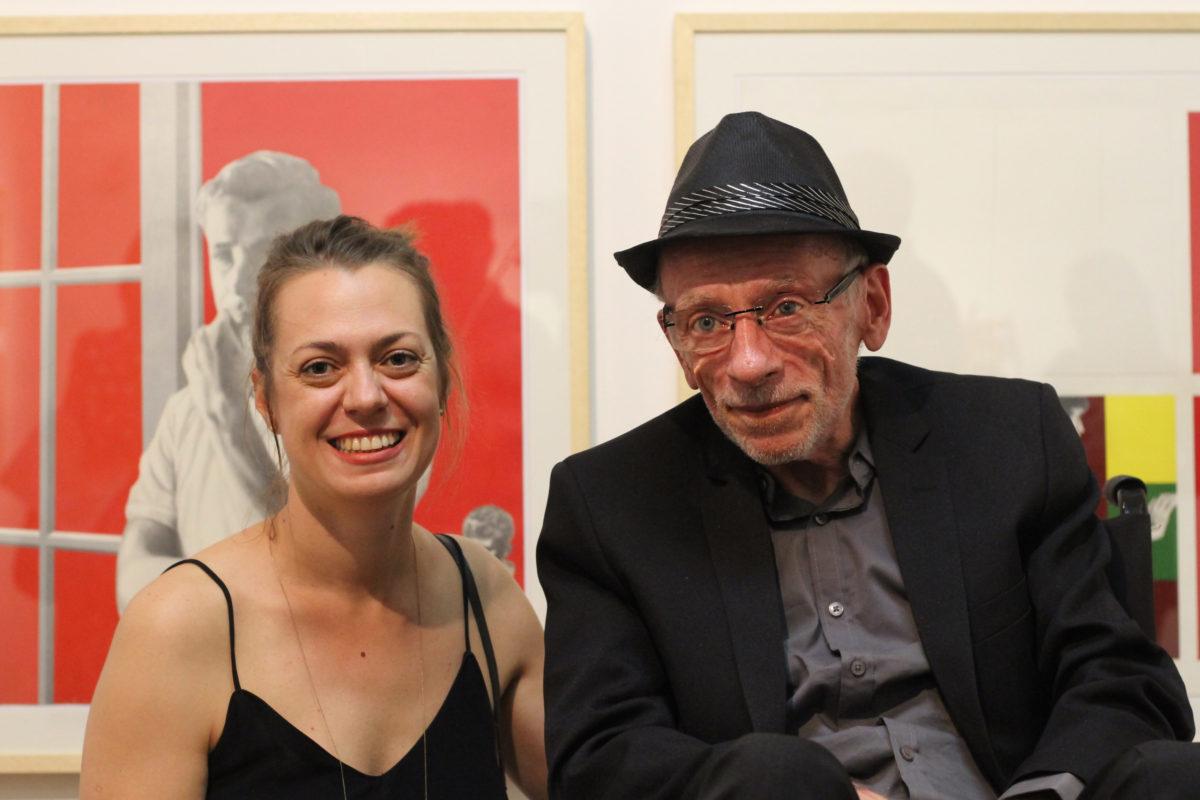 Bruna Fetter e Mário Röhnelt | Foto: Igor Sperotto