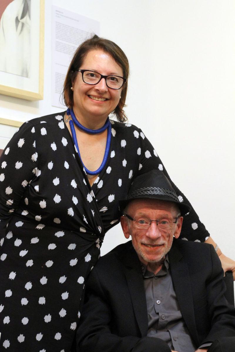 Neiva Bohns e Mário Röhnelt |