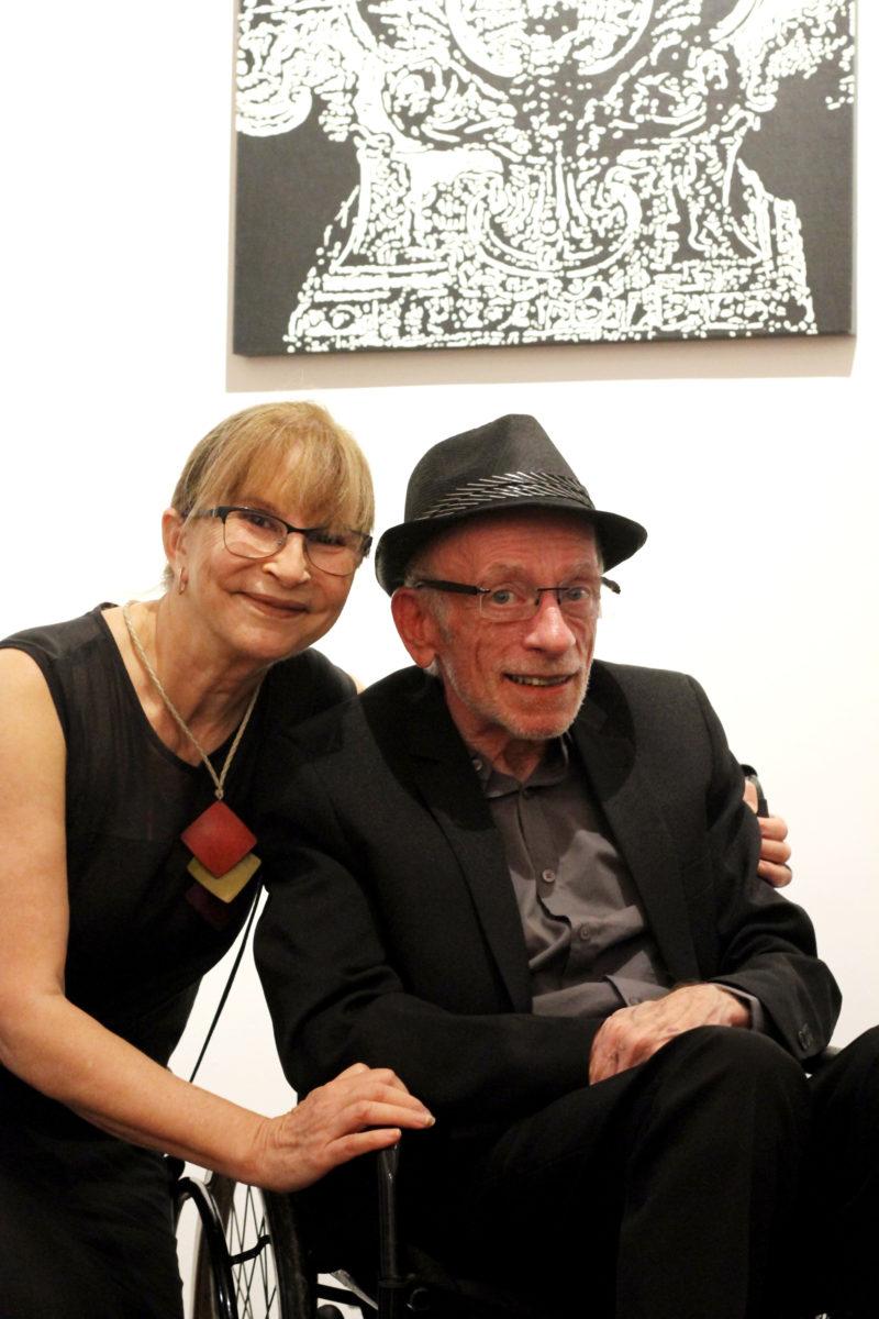 Sandra Rey e Mário Röhnelt | Foto: Igor Sperotto
