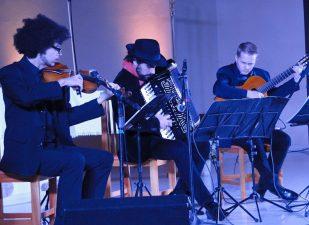 Fernando Ávila Trio | Foto: Franciele Volpatto