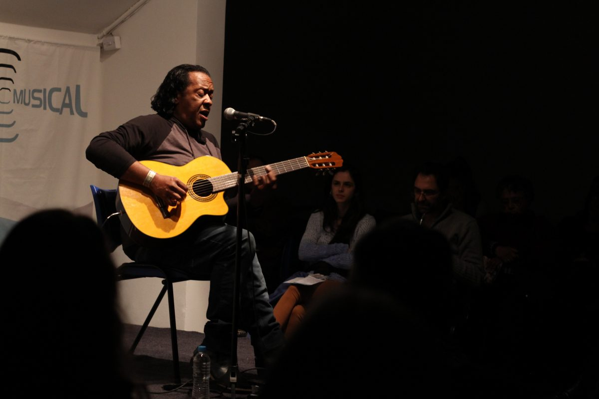 Gelson Oliveira | Foto: Igor Sperotto
