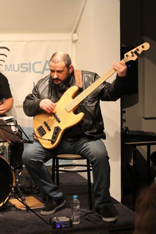 Fernando Corona Trio | Foto: Igor Sperotto