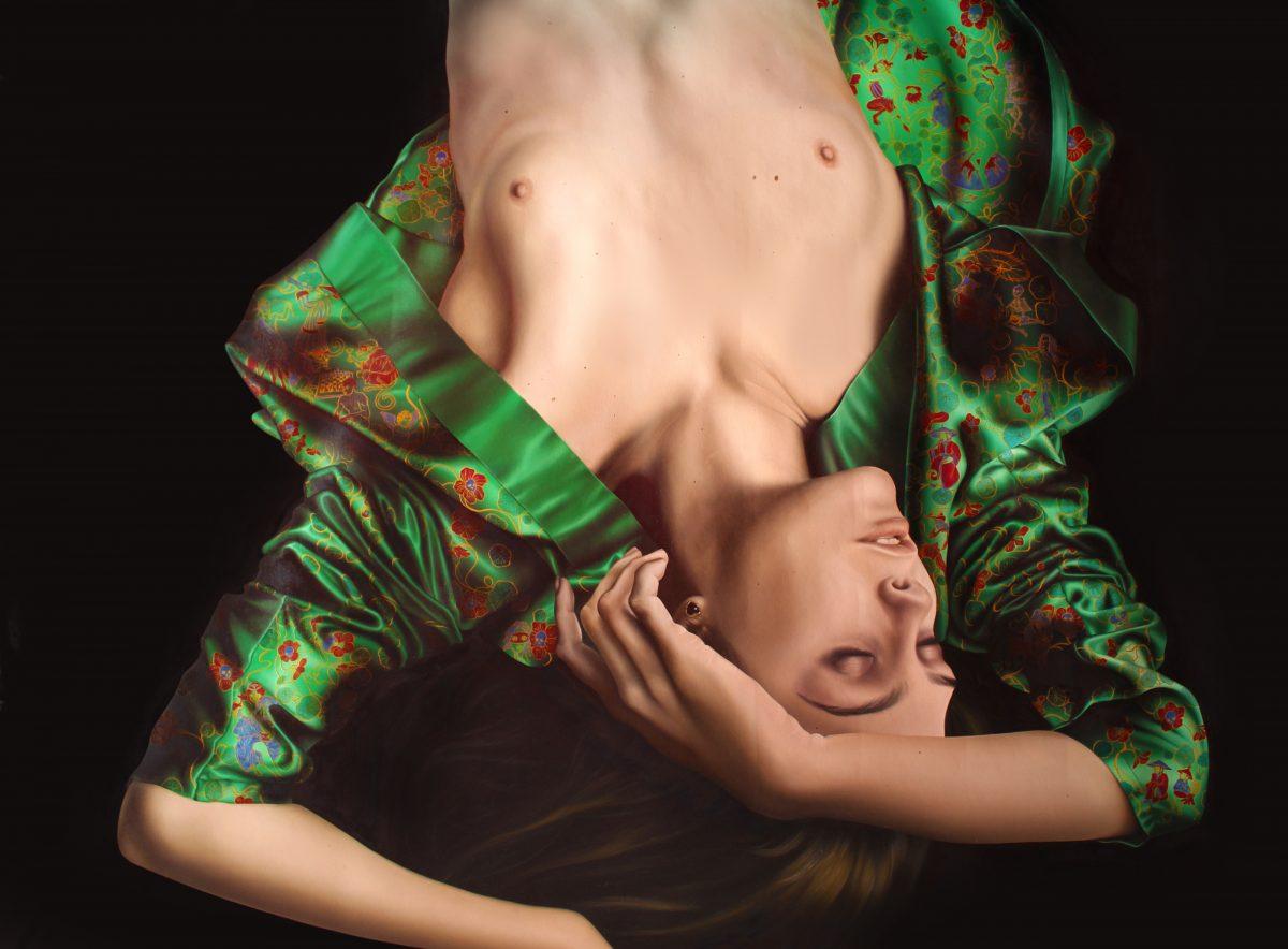 A segunda pele | Obra: Patrick Rigon