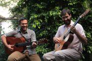 Beto Chedid e Diego Costa - Duo Quintal | Foto: Mariane Dussarrat