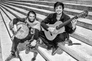Duo Neuro Júnior e  Pedro Borghetti | Foto: Vitoria Proença